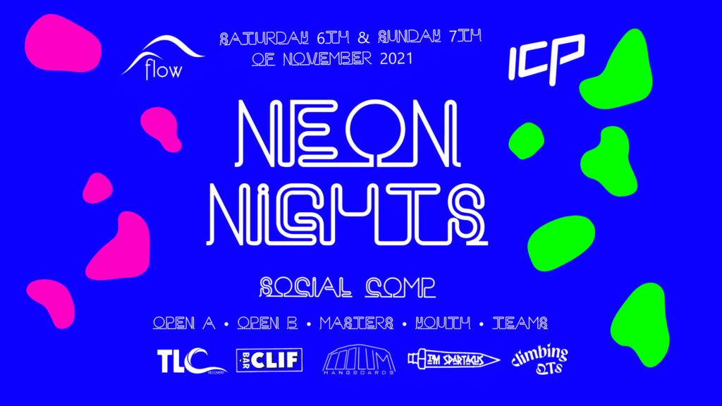 Neon Nights Social Competition